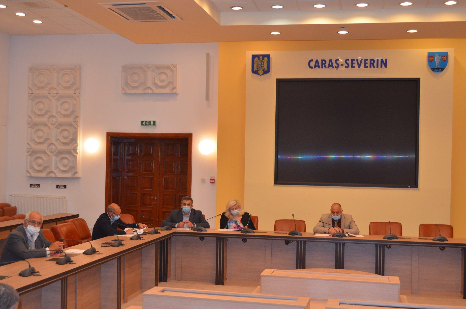 Comitetul Județean pentru Situații de Urgență Caraș-Severin