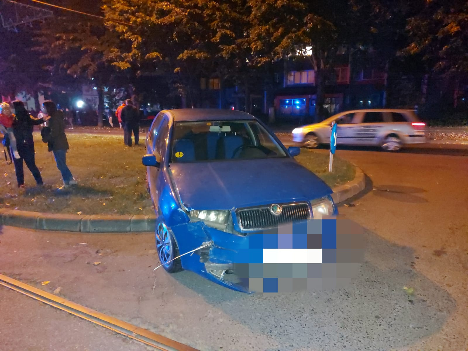 Accident Bd Republicii Victoria victima reclama stradala (4)