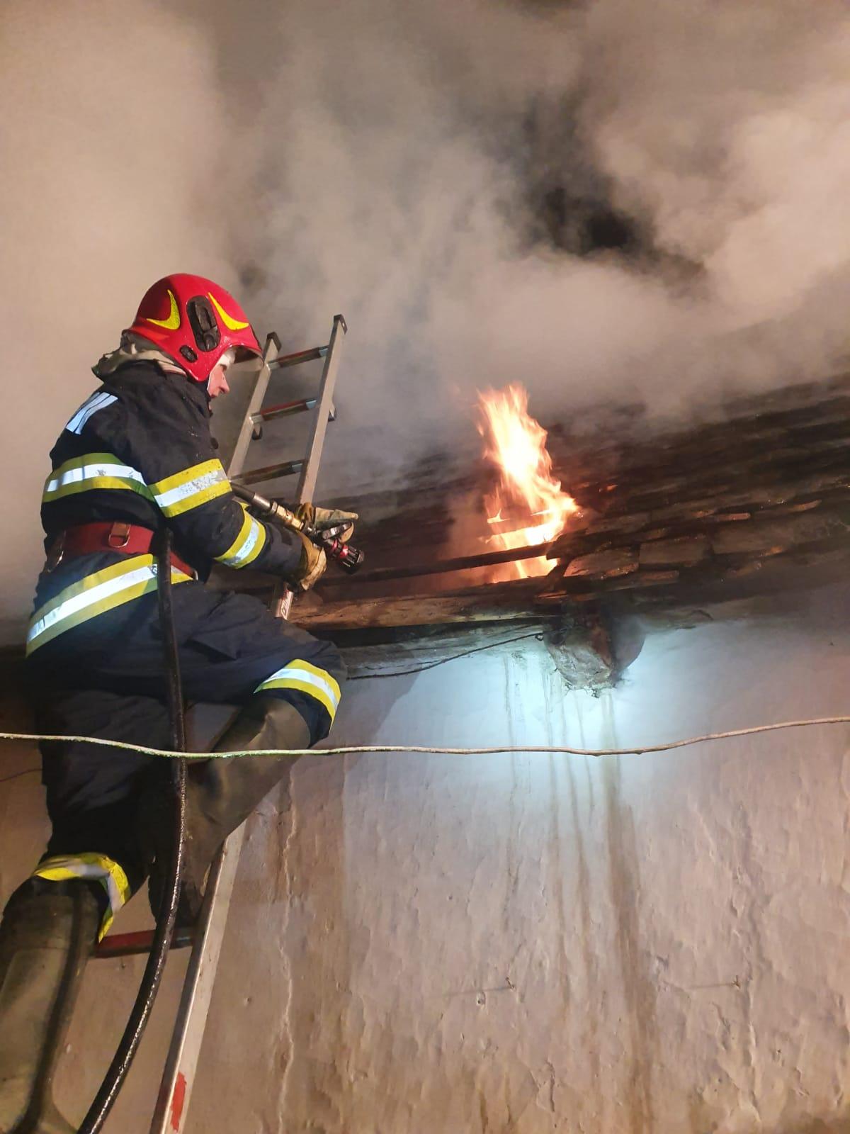 Incendiu Berzovia (1)