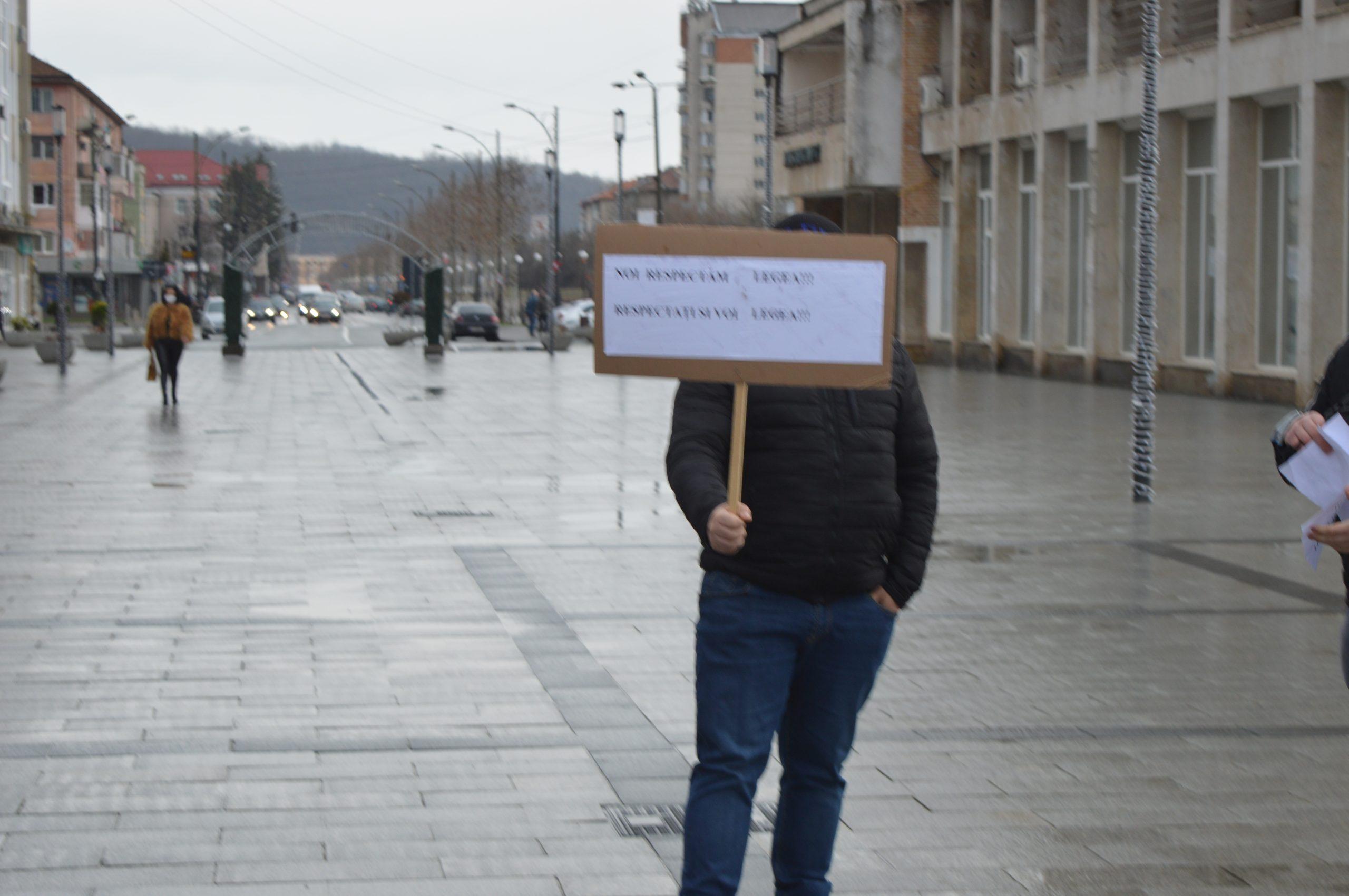 Protest Sindicat Europol