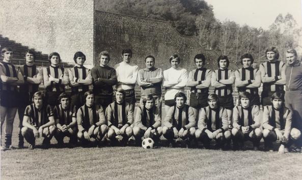 Fig.8. FCM Reșița – 1974/1975